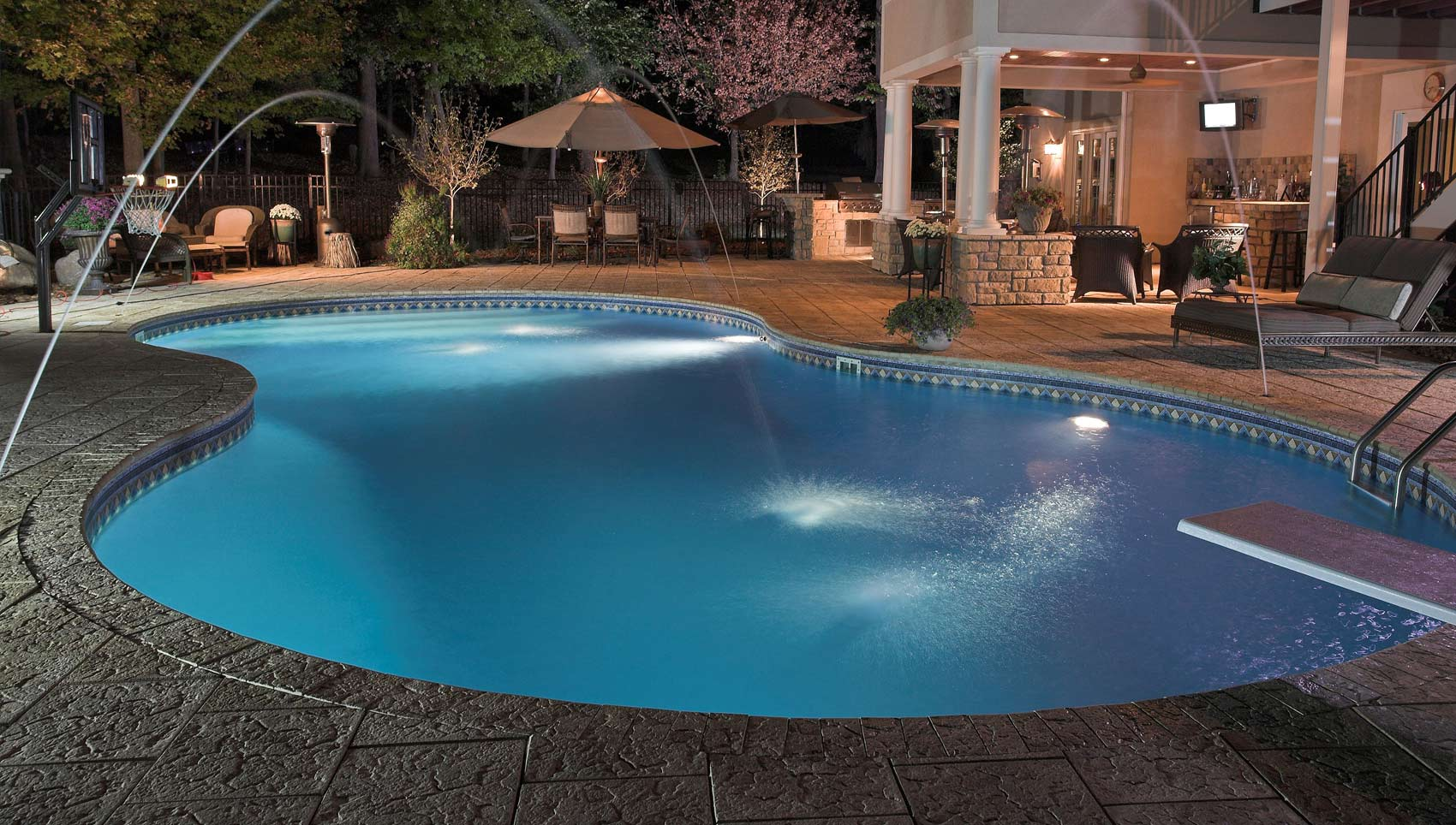 Inground Pools By Siloam Pools Are Affordable Durable