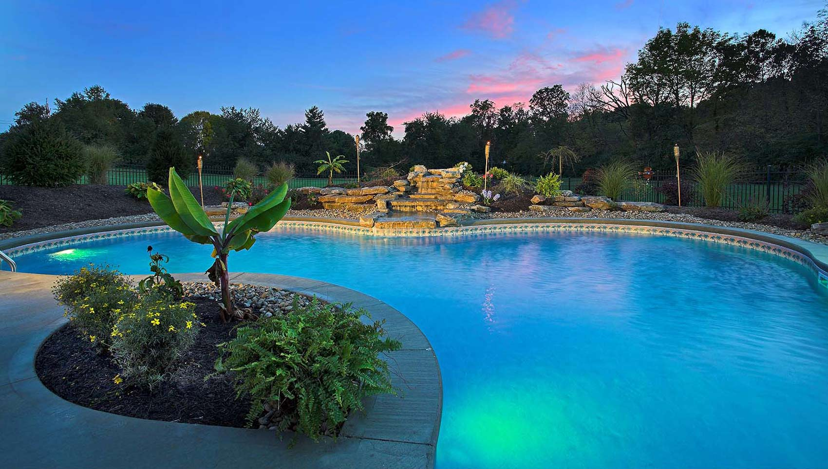 Inground pools by siloam pools are affordable durable - Inexpensive inground swimming pools ...